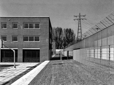 Gevangenistuin Dordrecht