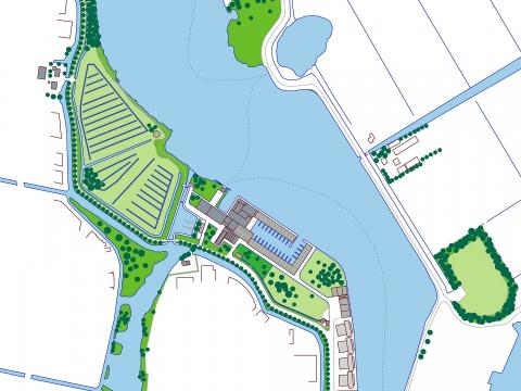 Ontwikkelingsvisie Noordzaan Zaanstad