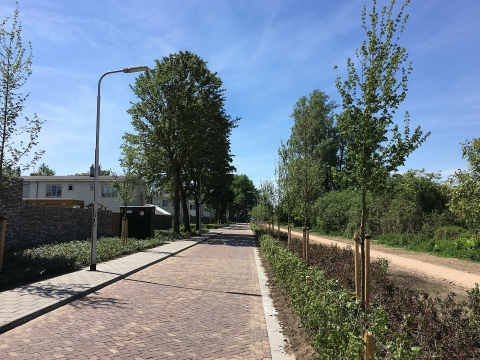 Piushavenpark Tilburg