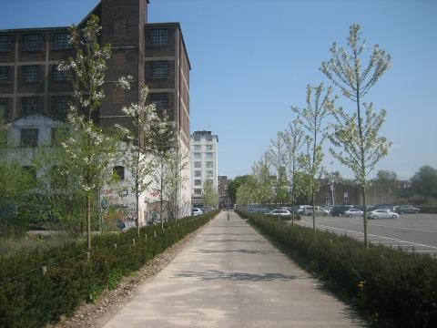 Sphinxterrein Maastricht