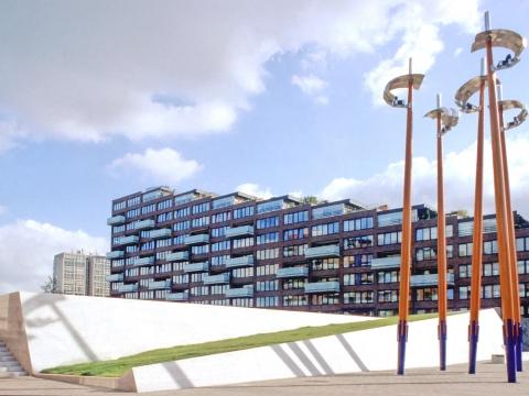 Landtong Rotterdam