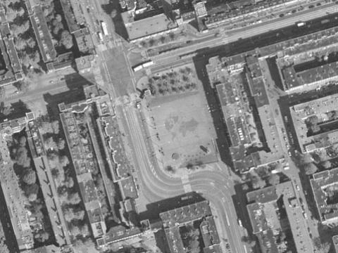 Mercatorplein Amsterdam